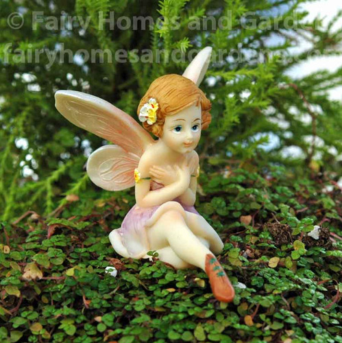 Miniature Top Collection Shy Fairy