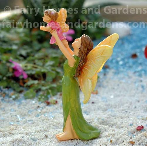 Woodland Knoll Fairy Baby's First Flight