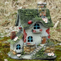 Solar Fanciful Fairy House