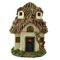 Solar Mini Fairy Cottage