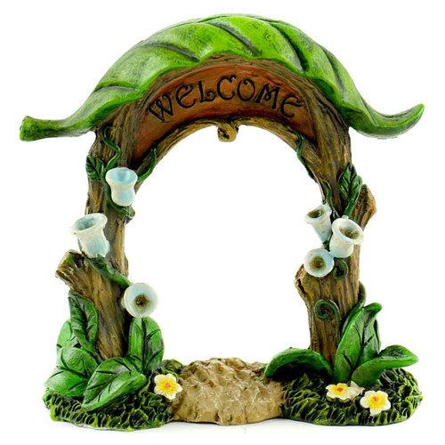 Miniature Welcome Archway