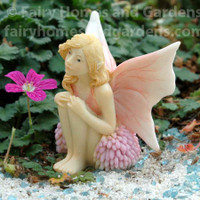 Top Collection Pink Flower Fairy