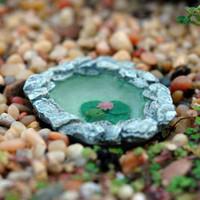 Micro Mini Fairy Pond