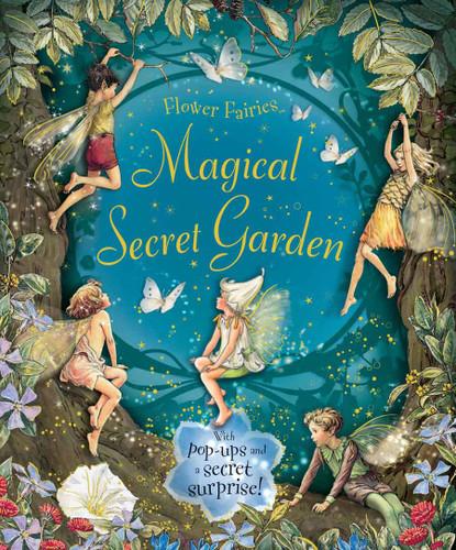 Flower Fairies Magical Secret Garden Book