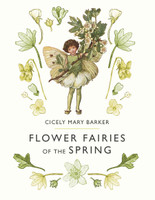 Flower Fairies of the Spring Book - New Edition