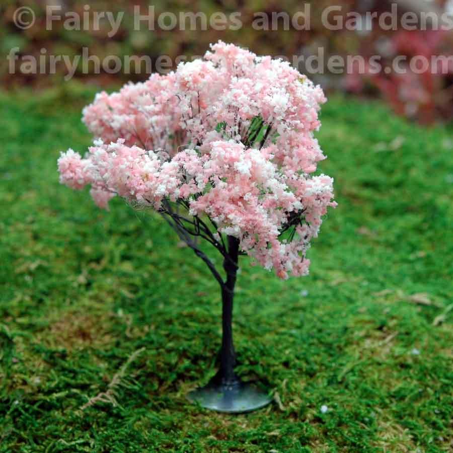 Fairy Garden Landscaping Miniature Artificial Trees