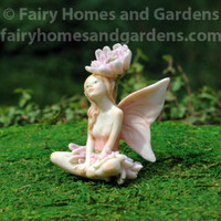 Top Collection Flower Fairy with Flower