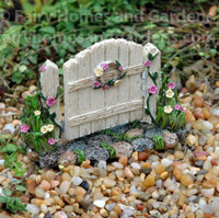 Miniature Cottage Garden Gate