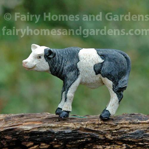 Miniature Calf Figurine