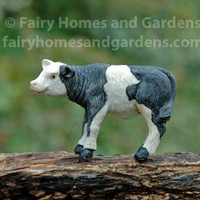 Miniature Calf Figurine