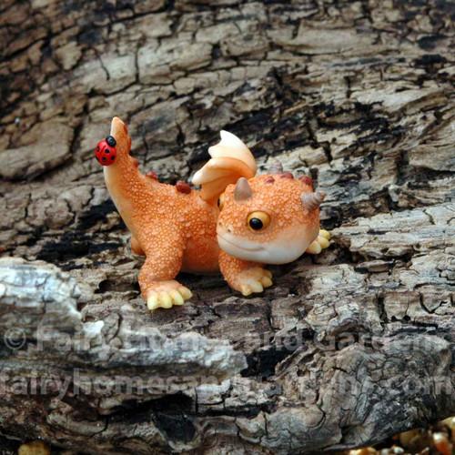 Miniature Dragon Collectible 'Solar'