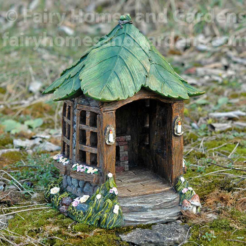 Woodland Knoll Solar Fairy Bungalow