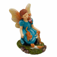 Miniature Kitten's Delight Fairy