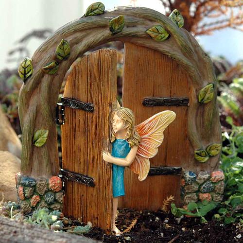 Peek-a-Boo Fairy Door
