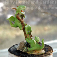Digging Dragons Collectible Figurine