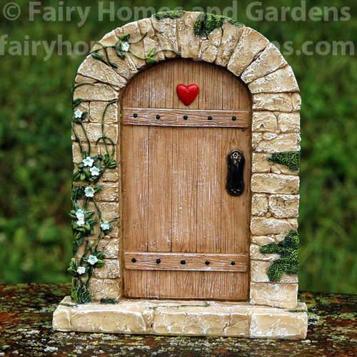 Top Collection Heartfelt Fairy Door