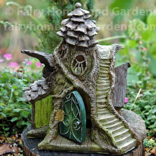 Merlin's Manor Fairy House