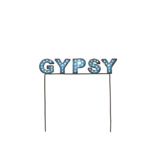 Gypsy Fairy Garden Marquee Banner