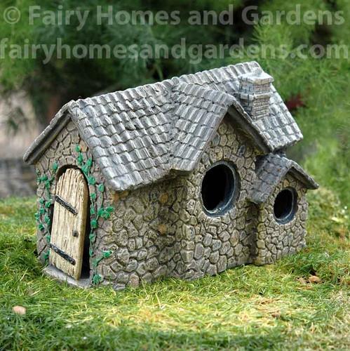 Greystone Fairy Manor House