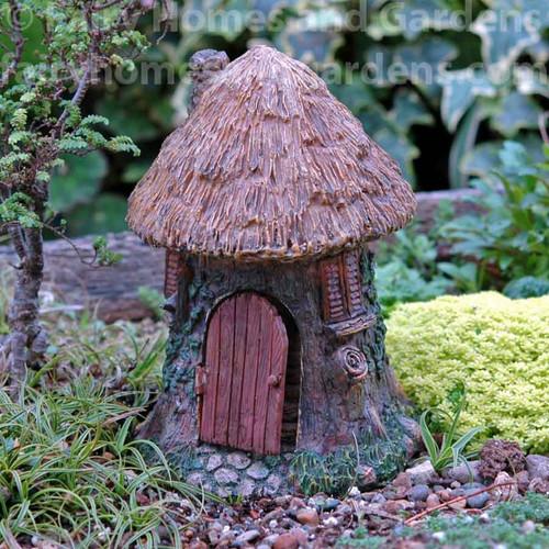 Woodland Knoll Fairy Round House