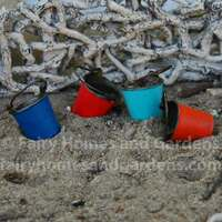 Miniature Fiesta Buckets