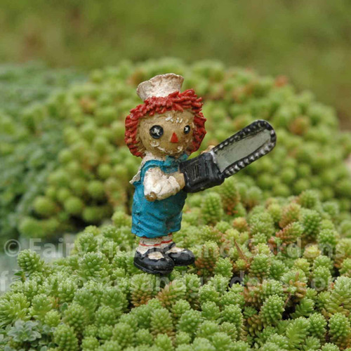 Miniature Chainsaw Ragdoll