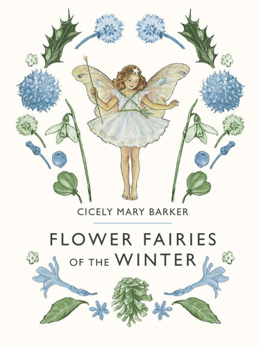 Flower Fairies of the Winter Book by Cicely Mary Barker
