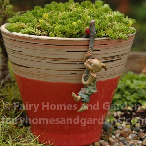 Pixie Flower Pot Hugger