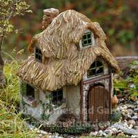 Cottswold Fairy Cottage with Hinged Door