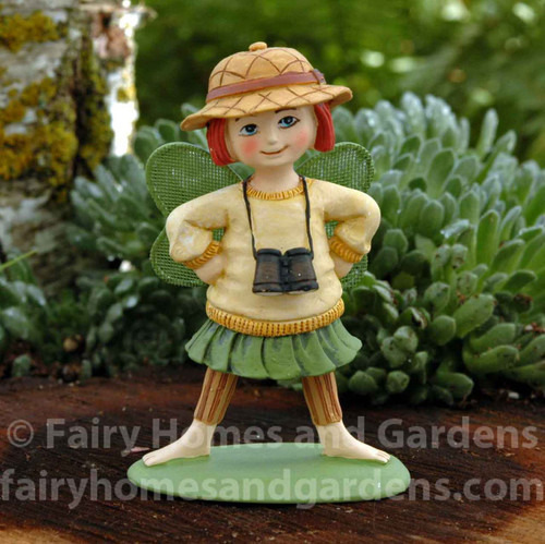 Gigi the Explorer Fairy