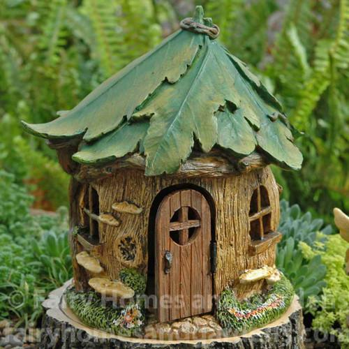Woodland Knoll Fairy Forest House