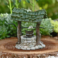 Miniature Wishing Well