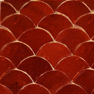 SCALLOPS WINE MOSAIC TILES