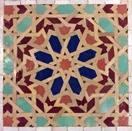 GRAND ANKABOUTI MULTI MOSAIC TILE