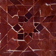 ANKABOUTI BROWN MOSAIC TILE