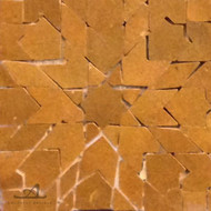 ANKABOUTI OCRE MOSAIC TILE