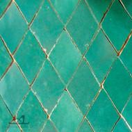 DIAMOND JADE MOSAIC TILE