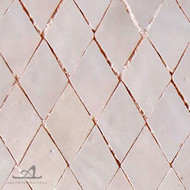 DIAMOND WHITE MOSAIC TILE