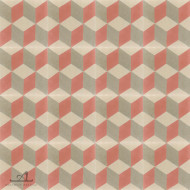 ESCHER PINK CEMENT TILE