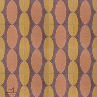 EAMES YELLOW CEMENT TILE