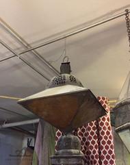 MEKNES AMBER PENDANT LAMP