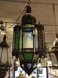 BIRDCAGE PENDANT LAMP