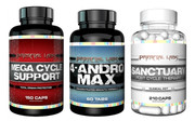 Primeval Labs 4-Andro MAX Complete Cycle Stack