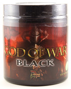 Centurion Labz GOD OF WAR Pre-workout, Black Edition (Lime)