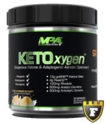 MPA Supplements KETOxygen, Exogenius Ketone Supplement - Endurance, Mental clarity & CLEAN Energy