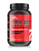 Anabolic Science Labs (ASL) CODE RED Super-Charged Bodybuilding Preworkout (Fruit Punch)