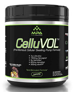 MPA CelluVol -  Muscle Building Pre-Workout (Fruit-Punch flv)
