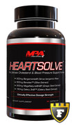 MPA Supplements HeartSolve™ Ultimate Cholesterol & Blood Pressure Support