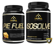 MPA Supplements Synergistic Pie Fuel Isosolve Stack (Graham Cracker Crust + Apple = Apple Pie)