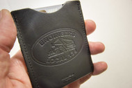 Leather Wallet with Clip